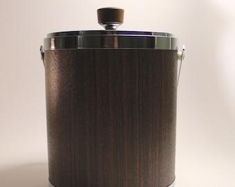 A Vintage Kromex Ice Bucket