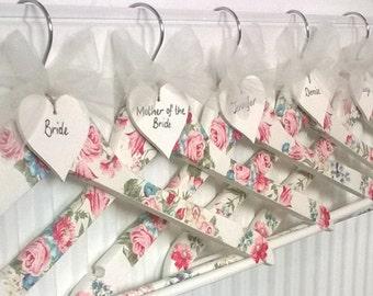 x5 bridal party hangers