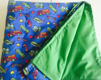 Custom Solid Color Weighted Blanket