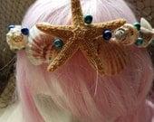 Mermaid head piece