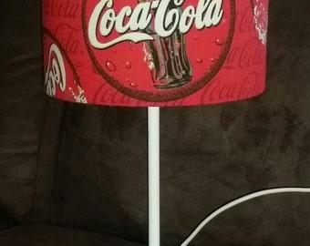 Coke a Cola Lamp