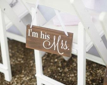 Wedding Signs / Rustic Wedding / Wood Signs