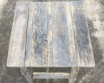 Smaller Driftwood Table