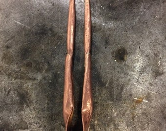 Mini copper jacks glass blowing tool