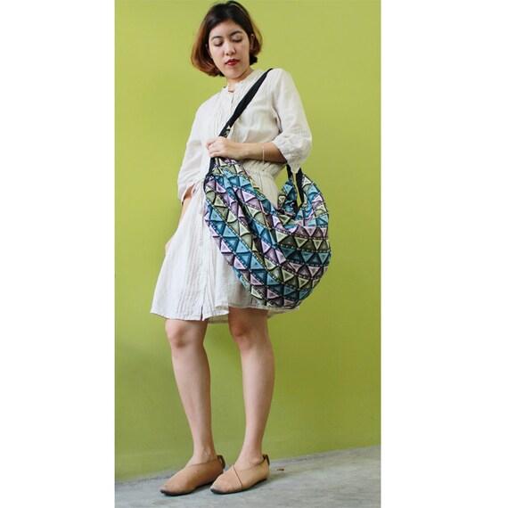 Cotton Bag Hippie bag Hobo bag Shoulder bag Sling bag Messenger bag Tote bag Crossbody Purse Women bag Handbags (SH41)