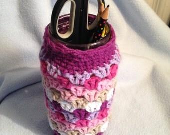 Crochet Jar Snug