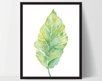 Instant Download,  Watercolor Garden Floral, Art Print, Print Decor, Digital Art Print, Office, 12x16, Wall Art, Printable, Living Room