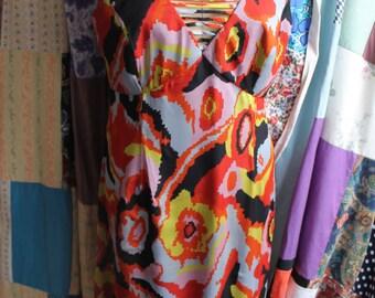 Lined silk dress REF 419