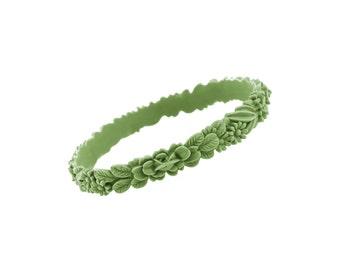 Bracelet BOHO Pistache