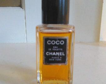 Vintage Chanel Coco Eau de Toilette