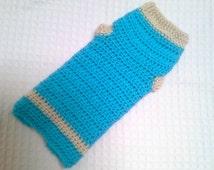 Lou Lou Easy Crochet Dog Sweater Pattern