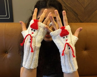 Gloves, Snowman Gloves, Fingerless Gloves, Snowman, Arm warmers, Mittens, Winter gloves, Winter Accessories, Cold days, Snow