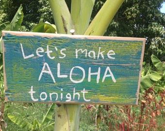Aloha Tommy handmade on Maui - pick any 3 for 45 dollars - free shipping