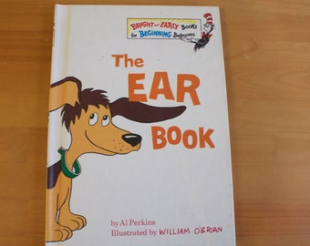 Vintage The Ear Book - Bright and Early Books by Al Perkings
