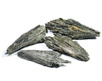 50g Natural Rough Black Kyanite Lot (Blkkyan01)