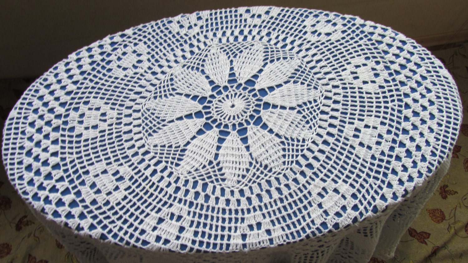 Big Bobbin Lace Round Mats, Lace Decor, Bobbin Lace, Antique Bobbin Lace, Lace t