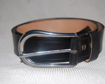 leather belt, handmade.100% real leather ladies belt