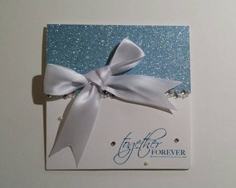 Together Forever Wedding Card