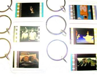 HARRY POTTER Half Blood Prince Film Cell Keychain Keyring - compliments dvd poster book keys