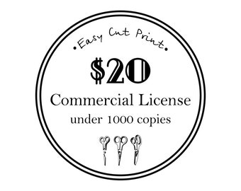 Commercial license for Business (up to 1000 copies)