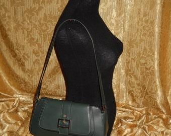 Genuine vintage Max Mara bag - genuine leather