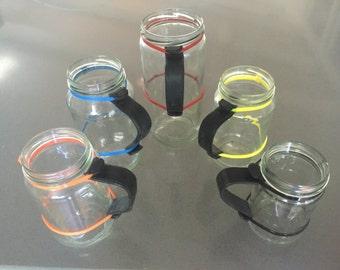 "Mason Jar Handle - ""The Jar Handle"" - Fits Any Jar AND Any Mason Jar"