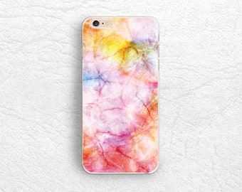 Colorful Crystal Texture Print phone case for iPhone 7, iPhone SE, Sony Z5 Z4, HTC One M9, Nexus 6P, LG G4 Nexus 5X, Samsung S6, Note 5 -X14
