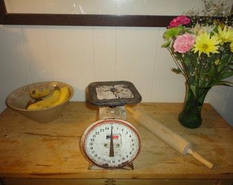 Vintage Hanson 25 Pounds Utility Scale