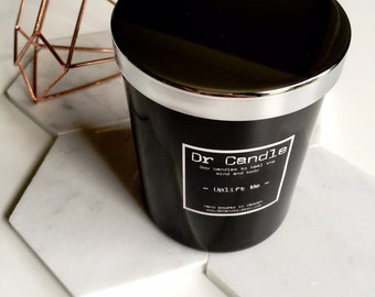 Aromatherapy soy candle - Uplift me -