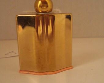 Vintage Coty L'Origan miniature perfume bottle