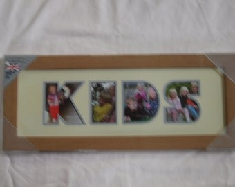 Kids Word in a Frame
