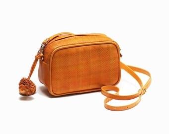 Sali - Small crossbody bag - Orange