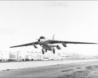 24x36 Poster . First Flight Of The Northrop X-21A, Apri 18, 1963