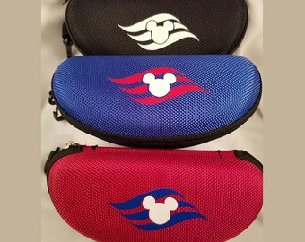 Disney Cruise Line DCL Inspired DELUXE Sunglass Case Box Great Fish Extender (FE) Gift