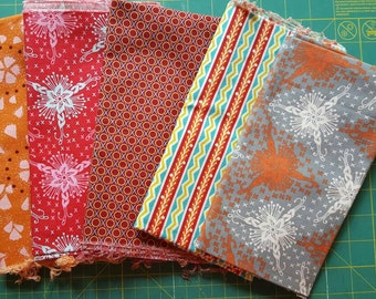Anna Maria Horner Fabric Bundle, Free Spirit, OOP and VHTF