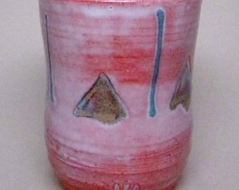 Terra Cotta Cup