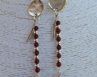 mashan jade earrings