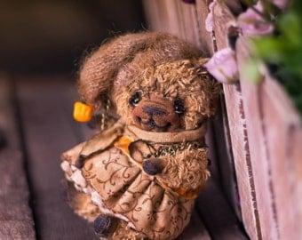 Teddy Bear OOAK Ivanna