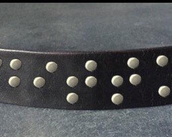 Custom cuff order