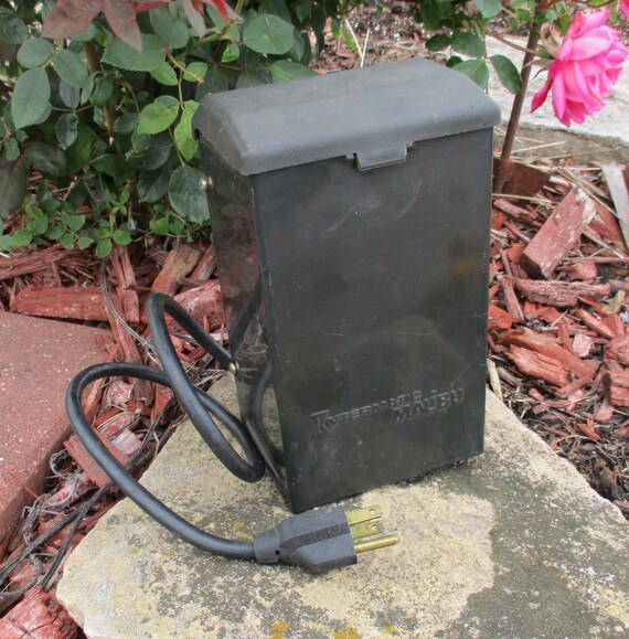 Intermatic Malibu Low Voltage Transformer LV 371 By