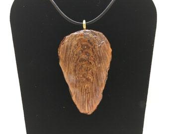 Pinecone Pendant (Standard Vertical #9)