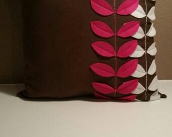 "16""x16"" Vine Pillow Cover"