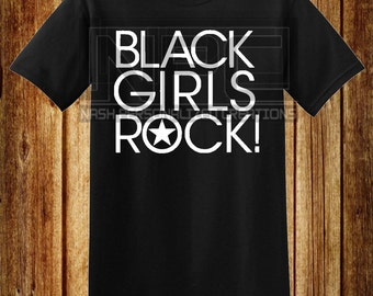 Black Girls Rock T-Shirt