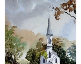 Church, Delaware Village NJ