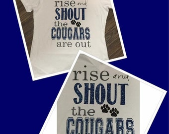 Rise and Shout the Cougars are Out - BYU