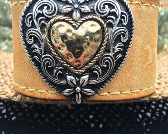 Western Style Cuff Bracelet