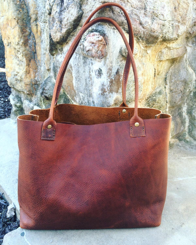 leather tote bag leather diaper bag leather bag leather. Black Bedroom Furniture Sets. Home Design Ideas