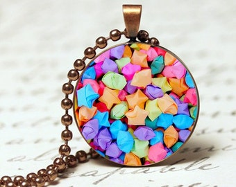 Sweet yummy lollies pendant necklace