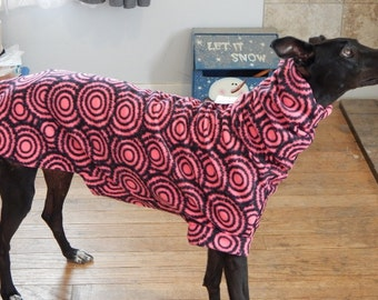 Greyhound Snood Jacket or Pj's ON SALE NOW