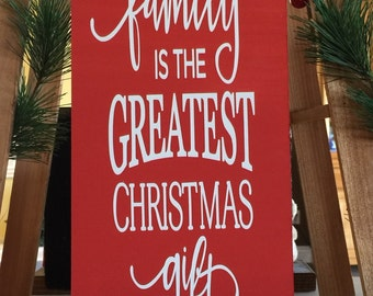 Family is the greatest gift !!!!